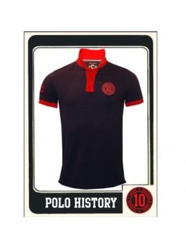 Polo History Bleu