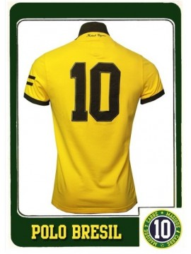 Polo Légende Brésil N°10