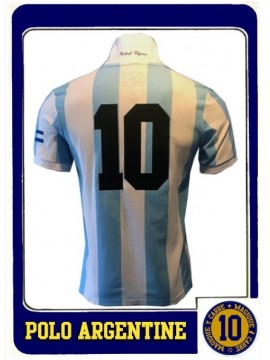 Polo Légende Argentine N°10